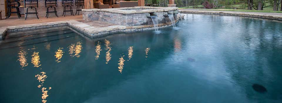 Faq outdoor solutions jackson ms for Pool design questions