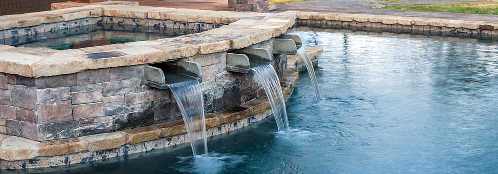 Water Feature Design - Jackson, MS