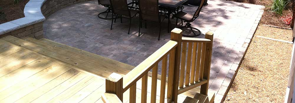 Deck, Deck Design - Jackson, MS
