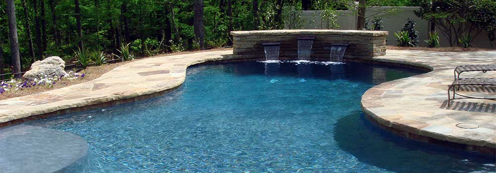 Swimming Pool Design- Swimming Pools in Jackson, MS
