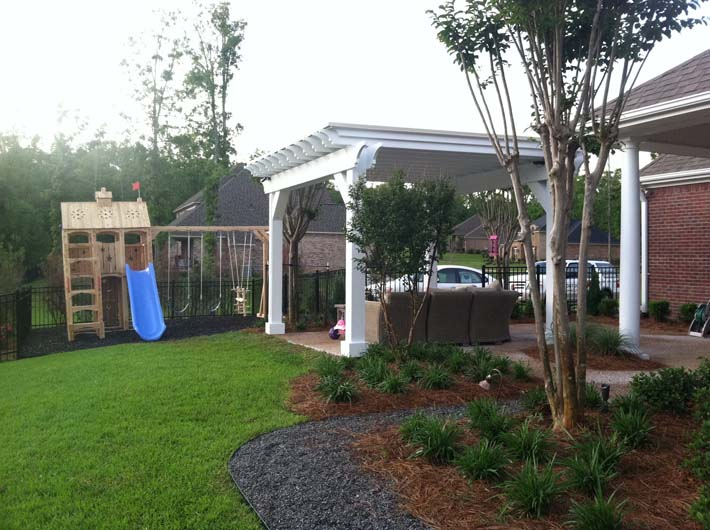 Decks Arbors Patios Terraces - Outdoor Solutions - Jackson MS