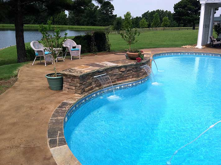 Swimming pools jackson ms inspiration for Pool design jackson ms