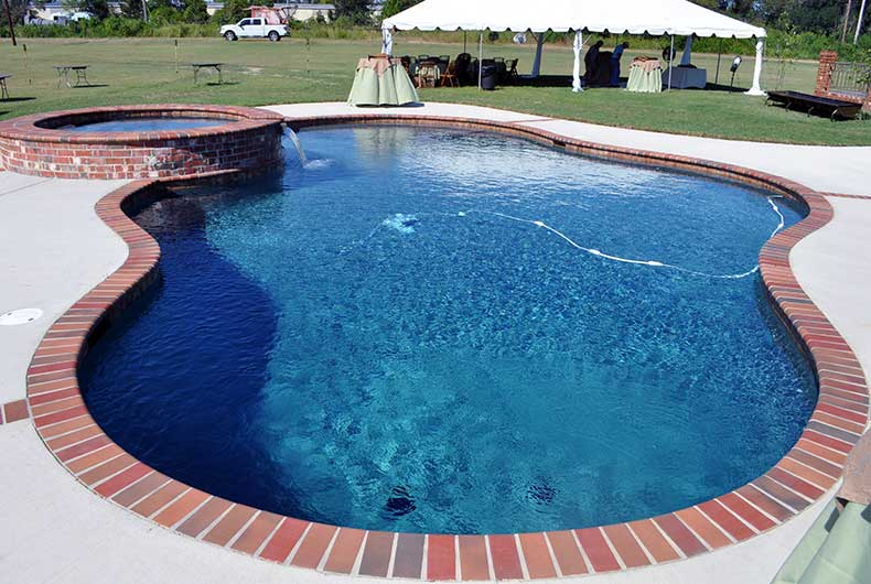 Swimming Pool Design- Swimming Pools in Brandon, MS